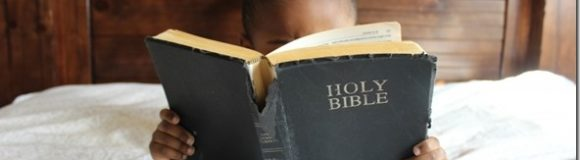 "The Only Real Reason to Read the Bible: Part Seven of ""How I Read the Bible, And So Can You!"""