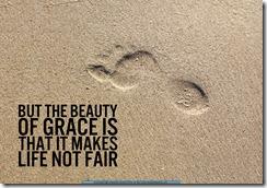 Do We Really Trust Grace?
