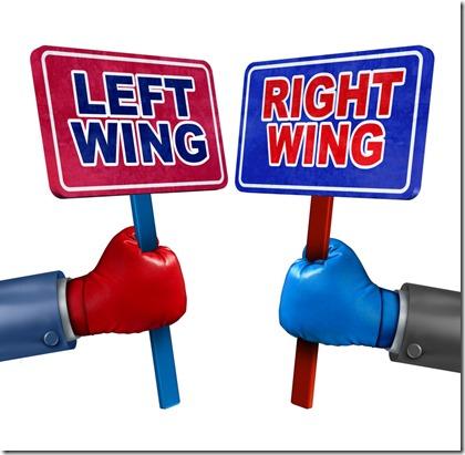 Abandoning Left/Right Thinking