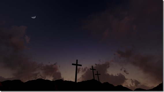 Why The Darkness of Holy Week is Necessary