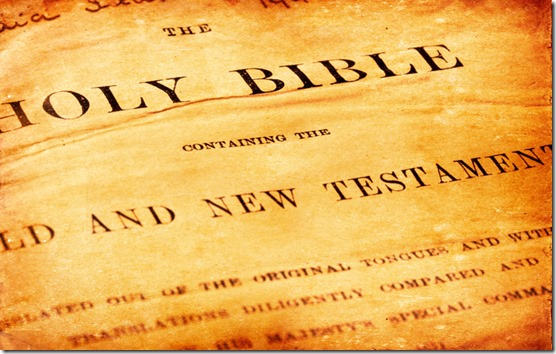 Why You Should Stop Reading the New Testament
