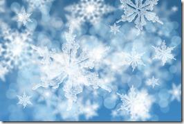 Snowflakes show that nature abhors sameness