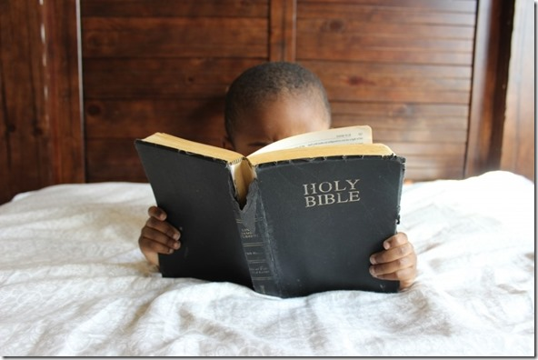 child-reading-Bible