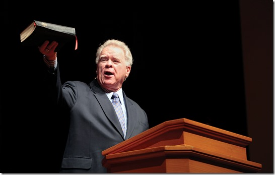 Abuse, Divorce, and Paige Patterson's Bad Bible Reading