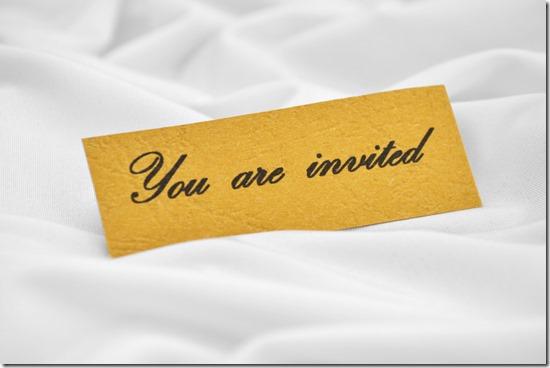 Don't Invite Jesus Into Your Life!
